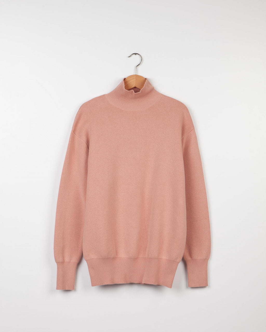 Manon Sweater - Powder Rose