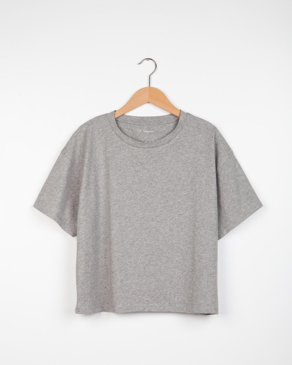 Bea T-shirt - Grey