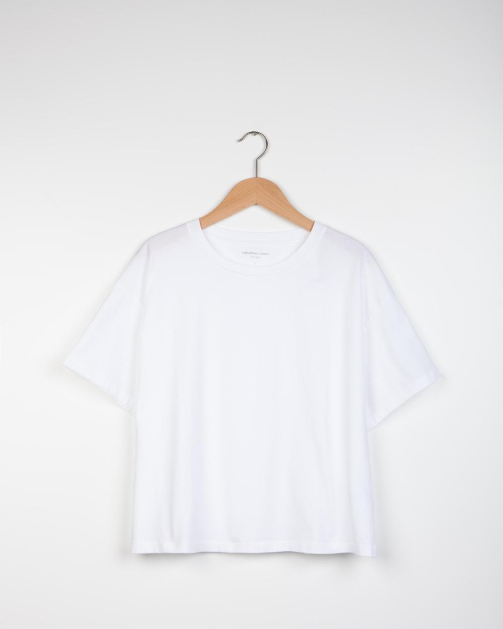 Bea T-shirt - White