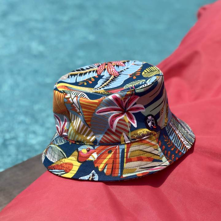 Jungle Bucket Hat