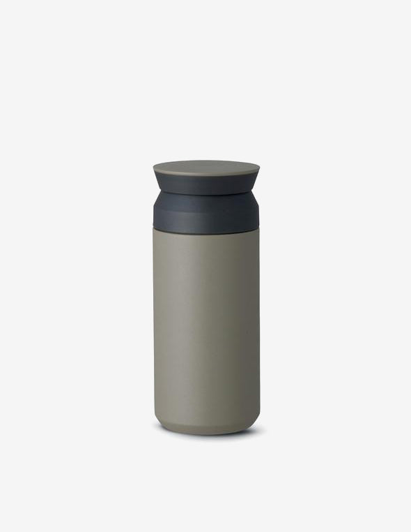TRAVEL TUMBLER 500ml khaki