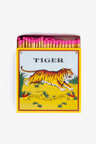 Safety Matches Tiger, Gifts, The Fine Matchbox Company - Six and Sons