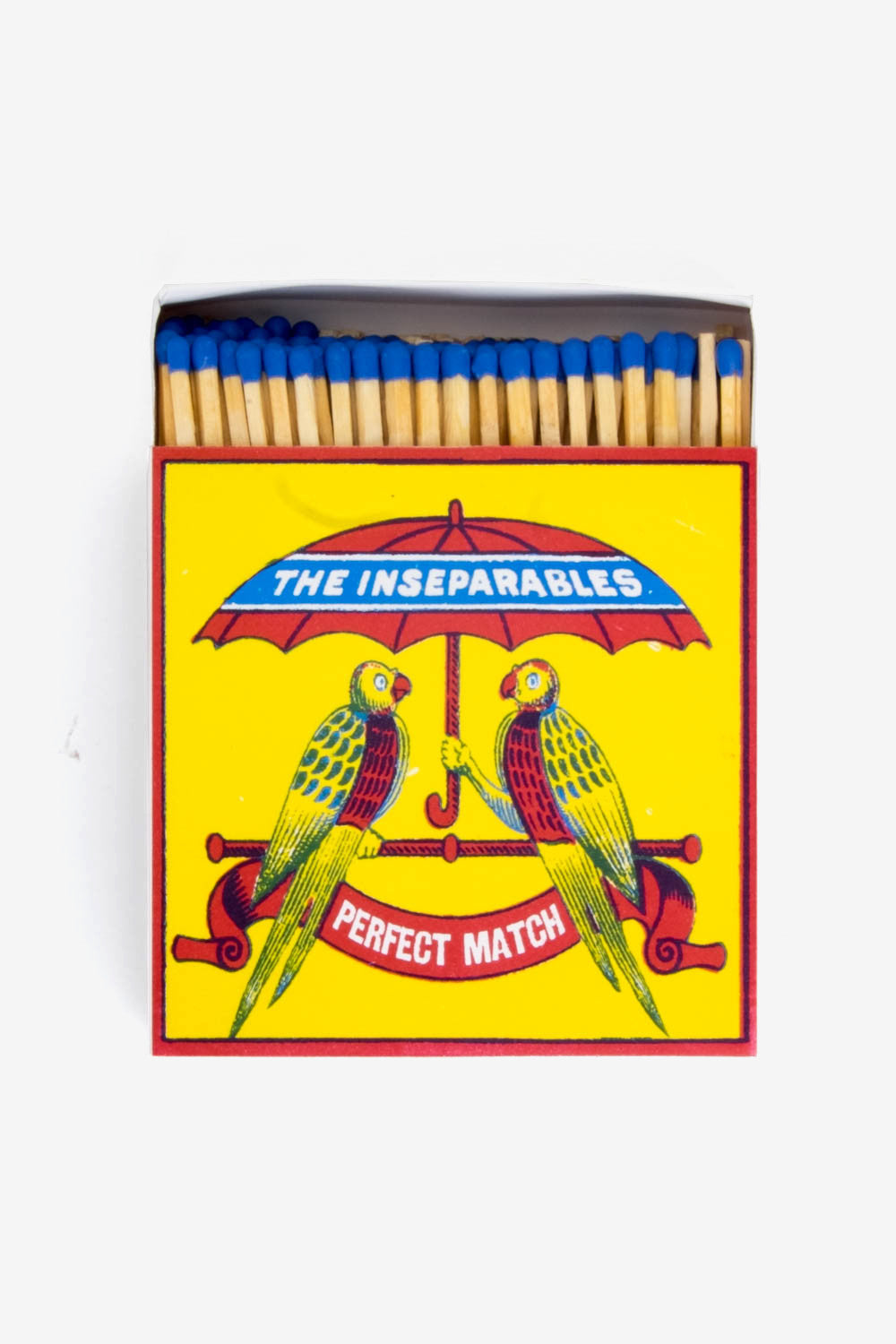 Safety Matches The Inseparables, Gifts, The Fine Matchbox Company - Six and Sons