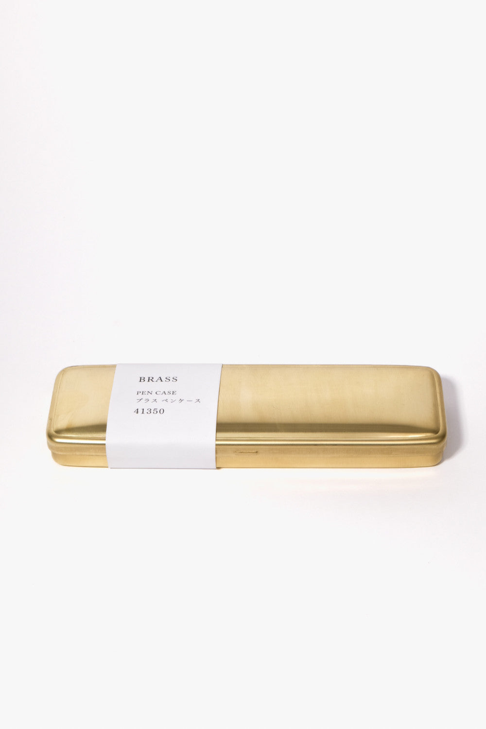 Pencase Solid Brass, Office, Midori - Six and Sons