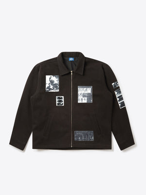 Replicant Patch Jacket