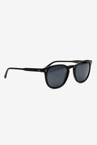 Vienna Shiny Black, Sunglasses, NIVIDAS - Six and Sons