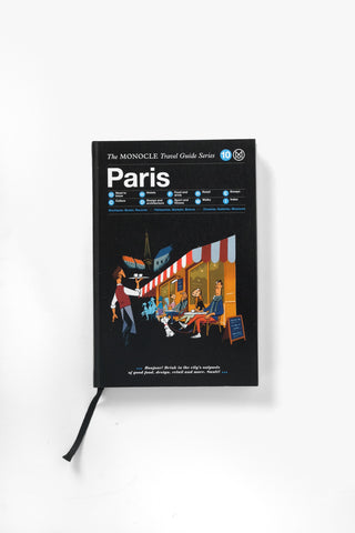 The Monocle Travel Guide Paris, Books, LKG Gestalten - Six and Sons