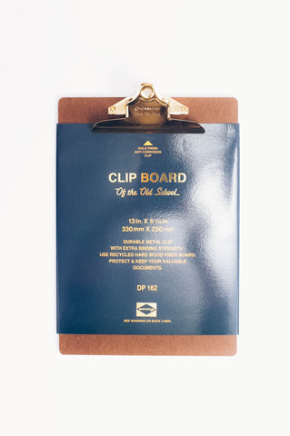 Clipboard A4 Gold, Office, Penco - Six and Sons