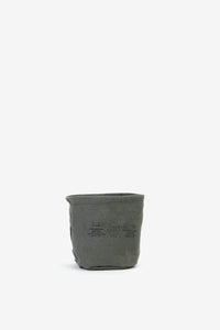 Canvas Pot Cover Green Small, Interior, Puebco - Six and Sons