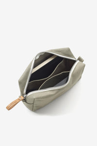 QWSTION | Amenity Pouch Organic Sage | Six and Sons