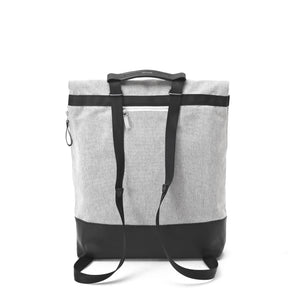Day Tote Raw Blend Leather Canvas Qwstion, Bags, QWSTION - Six and Sons