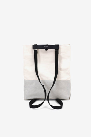 Shopper Organic Raw Duotone, Bags, QWSTION - Six and Sons