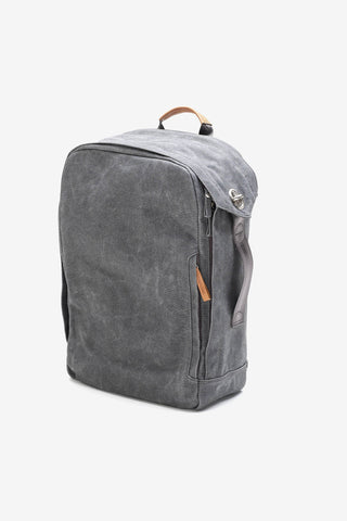 Backpack Washed Grey, Bags, QWSTION - Six and Sons
