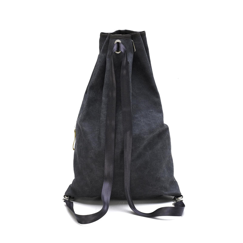QWSTION Simple Bag Washed Black, Bags, QWSTION - Six and Sons