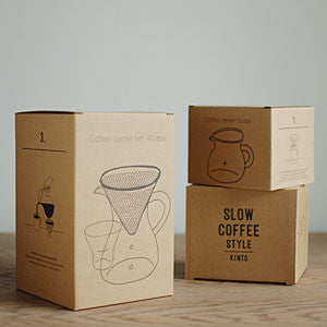 Brewer 2cups White Porcelain, Kitchen, Kinto - Six and Sons