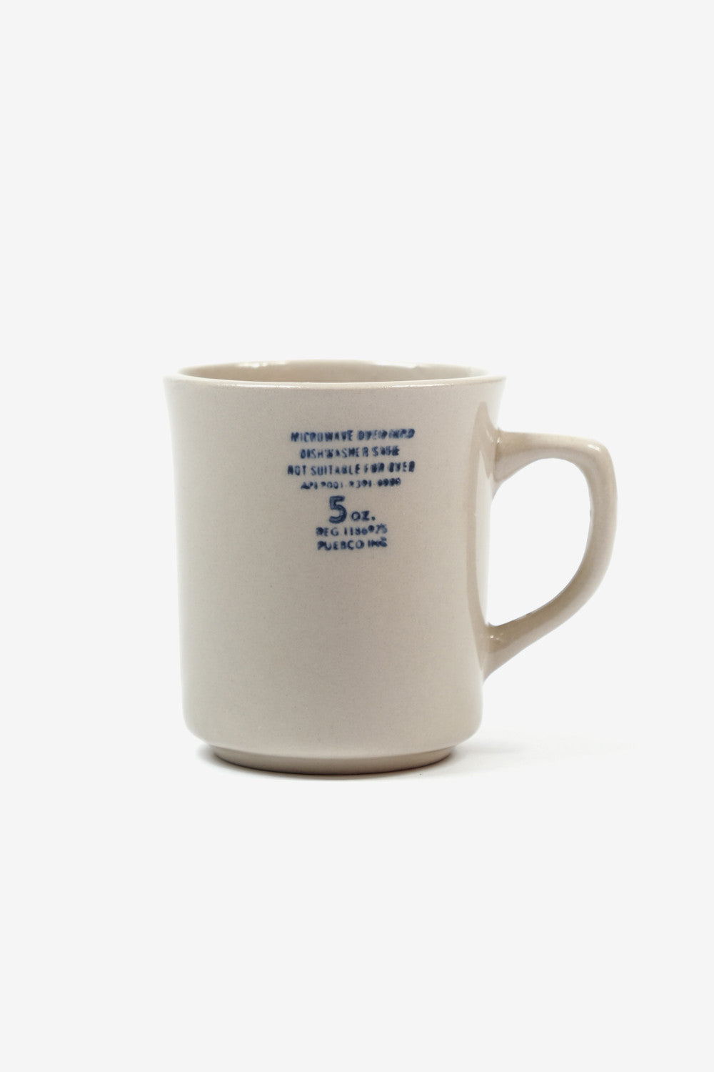 Standard Mug /  trumpet, Kitchen, Puebco - Six and Sons