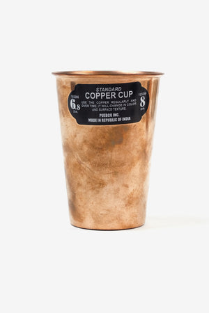 COPPER CUP STACKABLE, Tableware, Puebco - Six and Sons