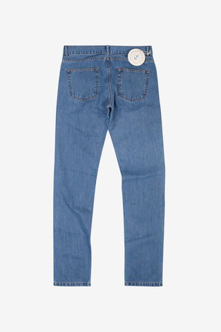 Cid Denim Slim Fit Blue Vintage, Clothing Men, La Paz - Six and Sons