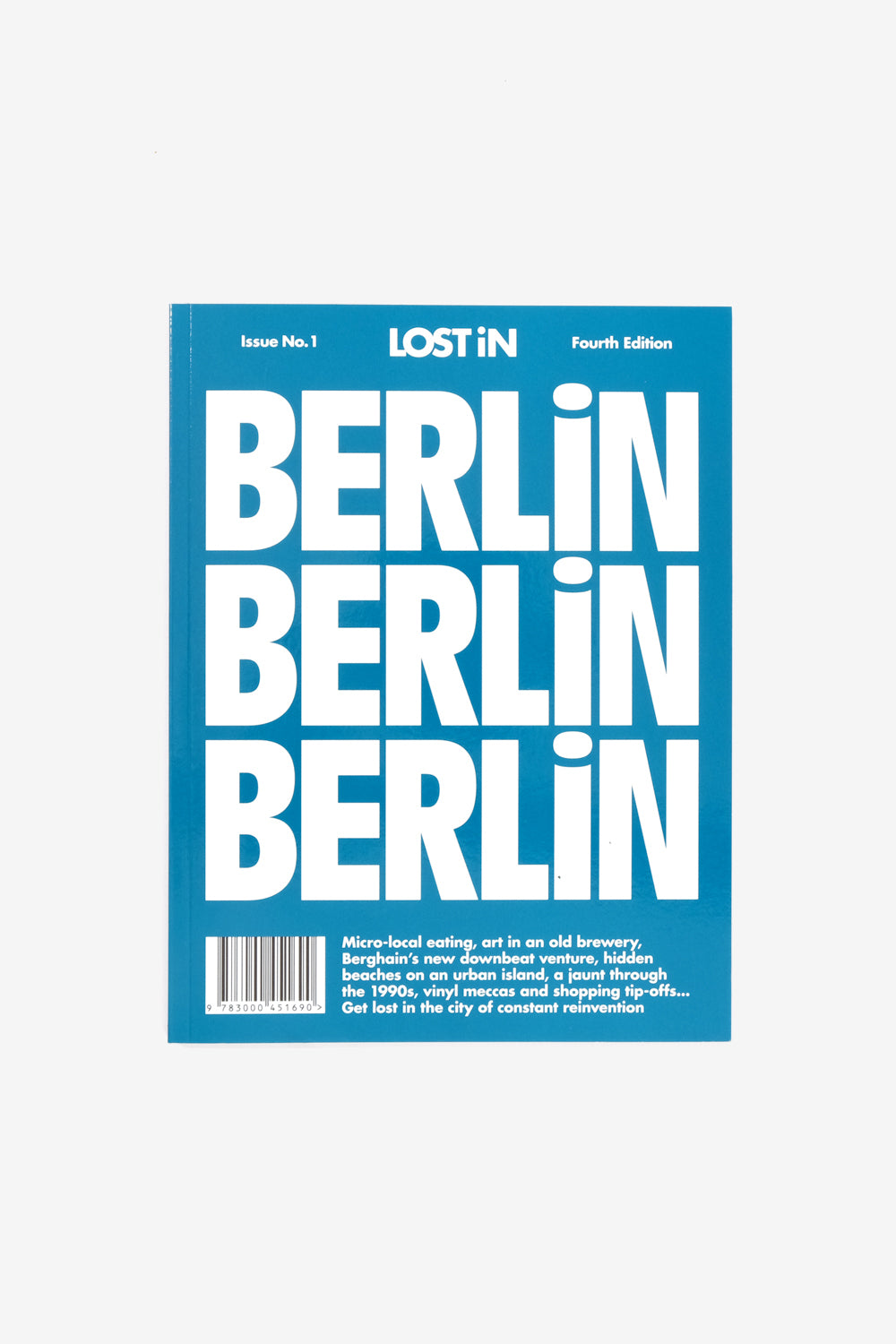 Lost In Berlin, Books, Lost In - Six and Sons