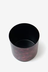 Flowerpot Burgundy 14 x 14 cm, Interior, H. Skjalm P. - Six and Sons