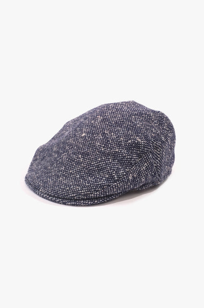 Donogal Hat Royal Salt & Pepper, Clothing Men, McNUTTS - Six and Sons