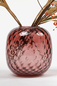 Vase Scarlett Brick 20 cm, Interior, H. Skjalm P. - Six and Sons