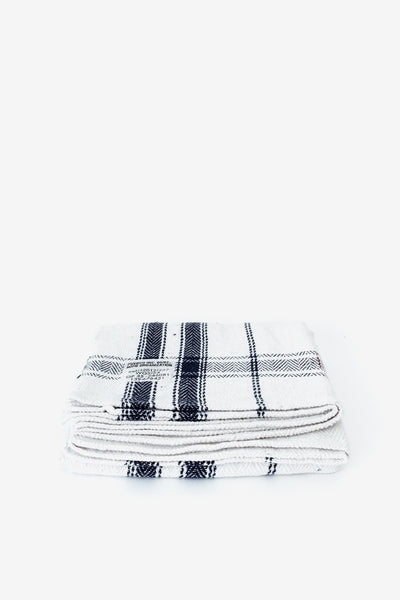 PUEBCO Multicover Navy White, Textiles, PUEBCO - Six and Sons