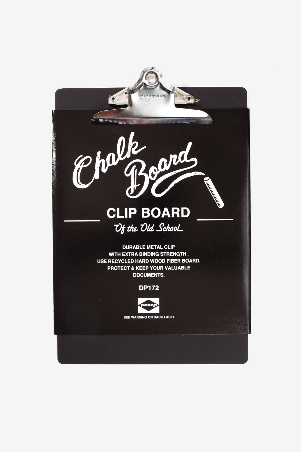 Clipboard Blackboard A4, Office, Penco - Six and Sons