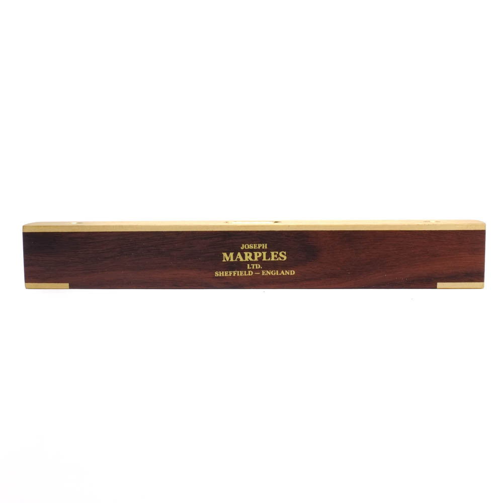 Joseph Marples rosewood spirit level large, Tools, Joseph marples limited - Six and Sons