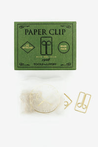 Brass clip Owl, Office, Tools to Liveby - Six and Sons