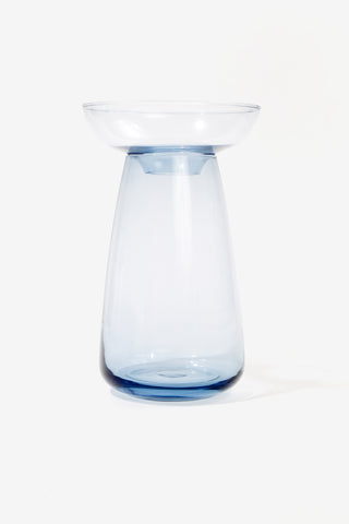 AQUA CULTURE VASE large blue, Tableware, Kinto - Six and Sons