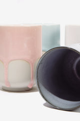 Melting Mug Pink, Tableware, Studio Arhoj - Six and Sons