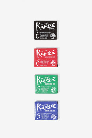 Kaweco Ink cartridges 6 pieces black, Office, Kaweco - Six and Sons