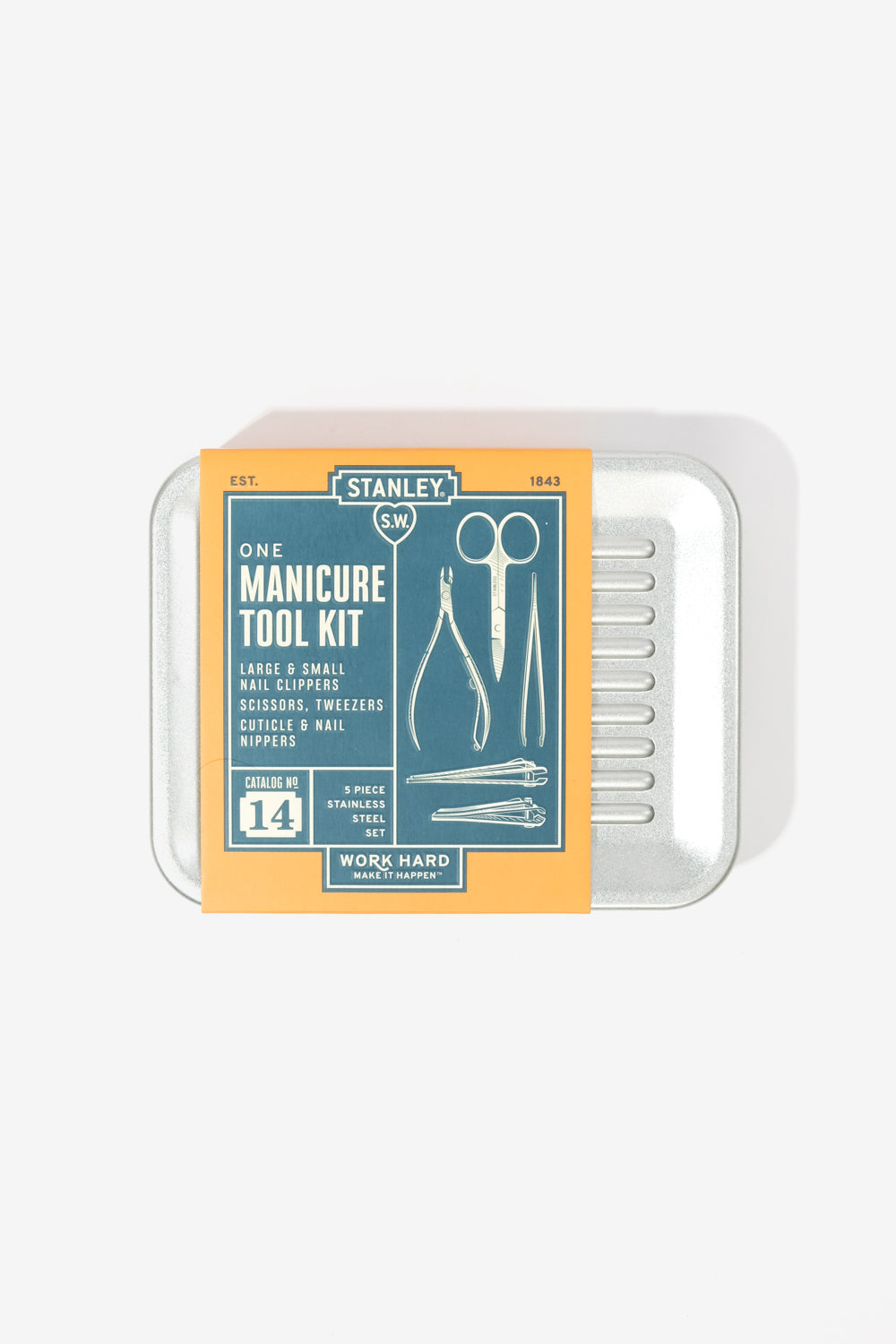 Manicure Tools in Tin, Gifts, Stanley - Six and Sons
