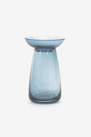 AQUA CULTURE VASE Small Blue, Interior, Kinto - Six and Sons