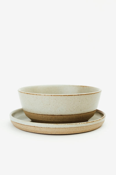 Ceramic lab. Plate 160mm Beige, Tableware, Kinto - Six and Sons