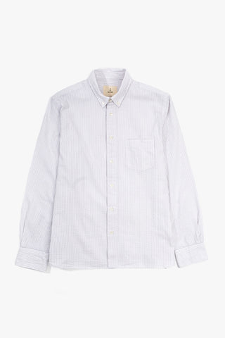 Branco Classic Shirt Grey Stripes, Clothing Men, La Paz - Six and Sons