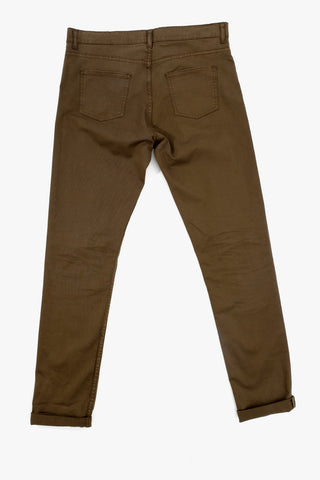 Bastos 5 Pocket Slim Fit Military Green, Clothing Men, La Paz - Six and Sons