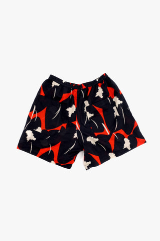 Juliana Shorts Fiery Red, Clothing Women, Nué Notes - Six and Sons