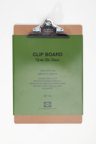 Clipboard Silver A4, Office, Penco - Six and Sons