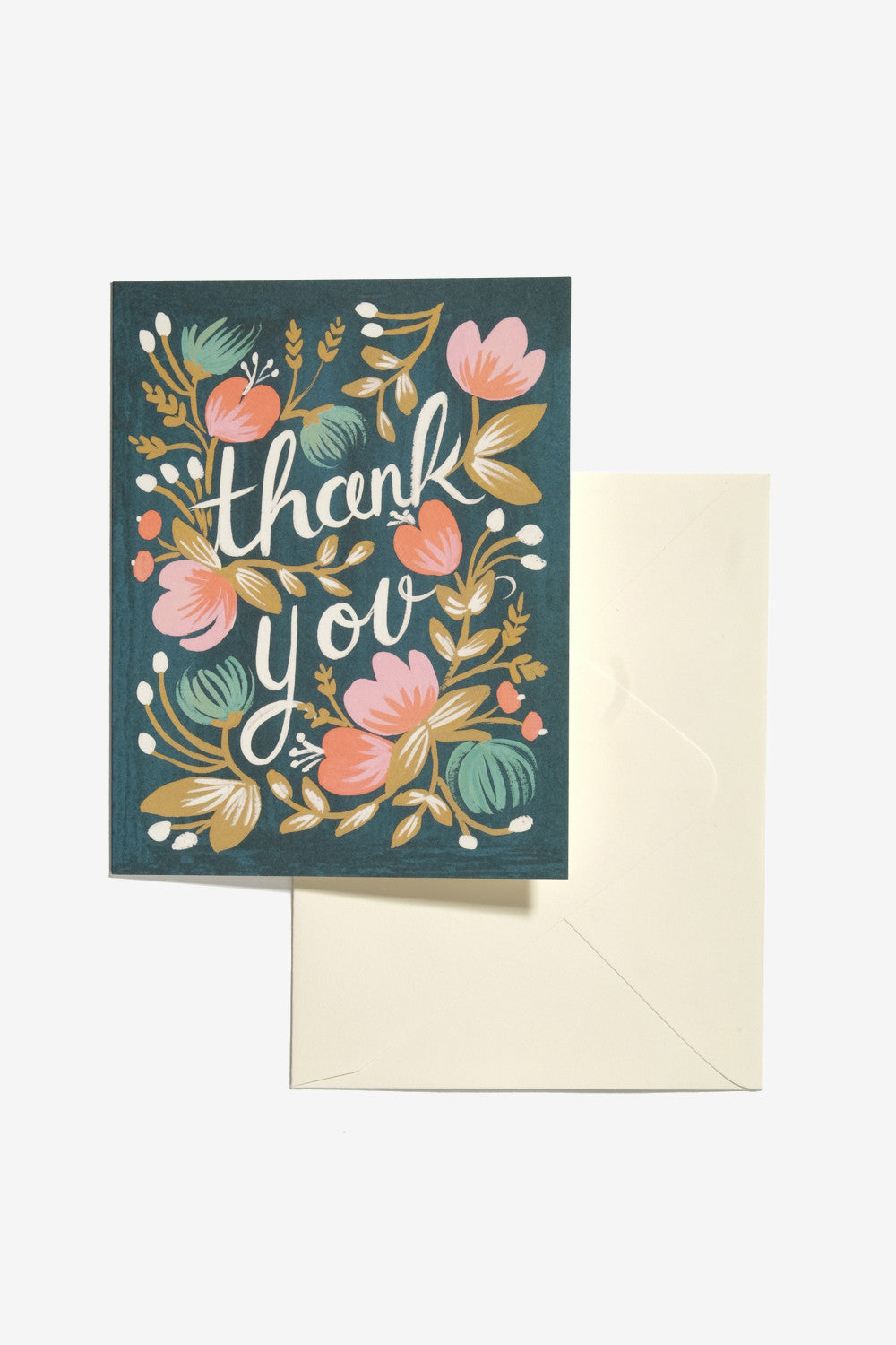 Midnight Garden Thank You Card, Office, Rifle Paper Co. - Six and Sons