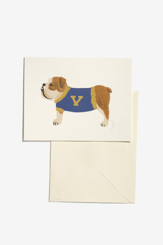 Bulldog Card, Office, Rifle Paper Co. - Six and Sons