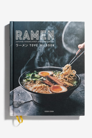 ramen, Books, Good Cook - Six and Sons