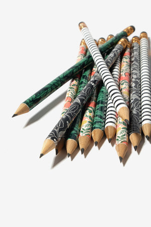 Writing Pencils Folk 12 pcs, Office, Rifle Paper Co. - Six and Sons