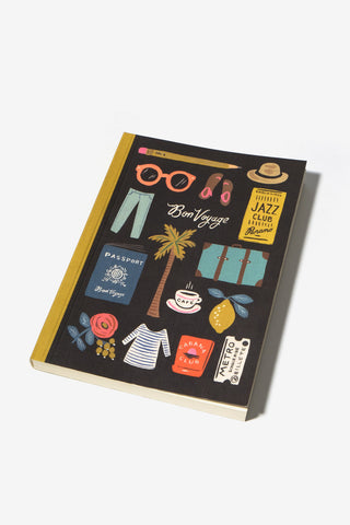 Notebook Travel Essentials, Office, Rifle Paper Co. - Six and Sons