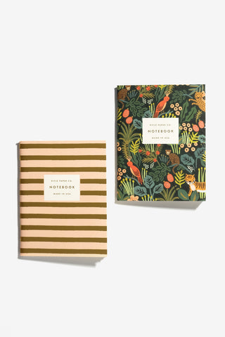 Jungle Pocket Notebook pair of 2, Office, Rifle Paper Co. - Six and Sons