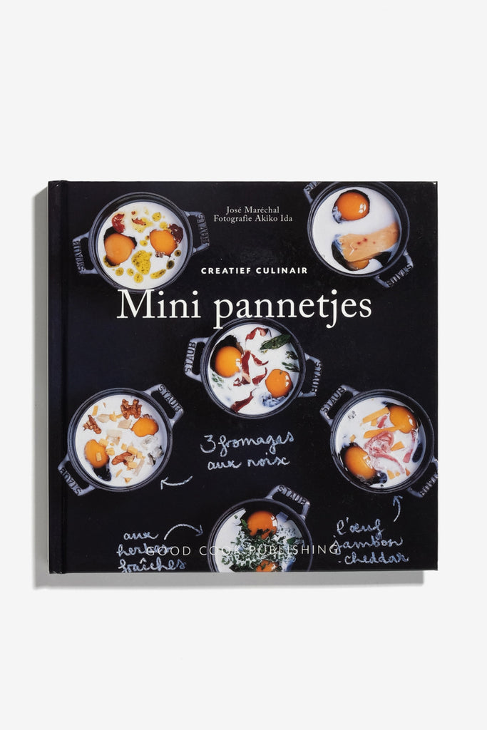 Mini Pannetjes, Books, Good Cook - Six and Sons
