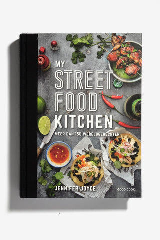 My Streetfood Kitchen, Books, Good Cook - Six and Sons
