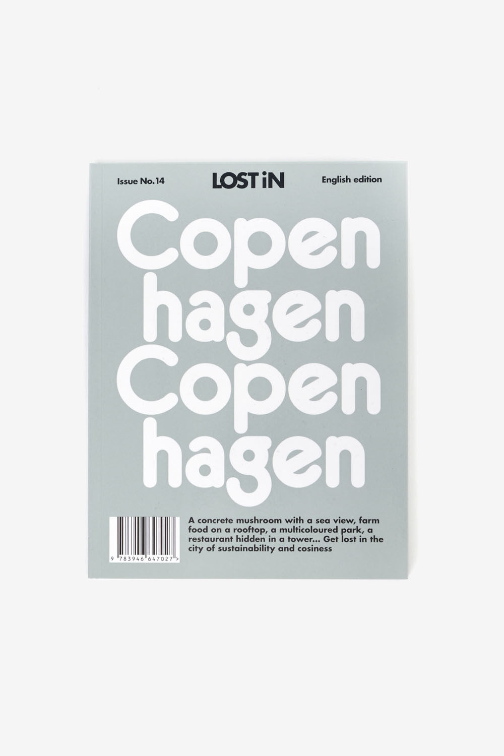 Lost In Copenhagen, Books, Lost In - Six and Sons