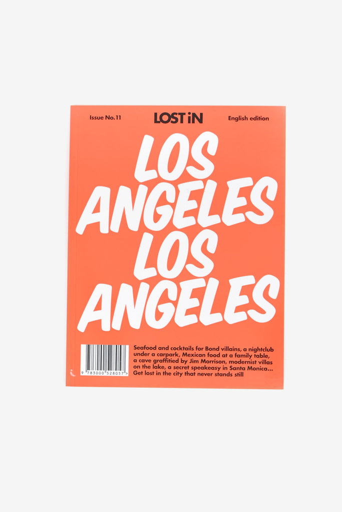 Lost In Los Angeles, Books, Lost In - Six and Sons